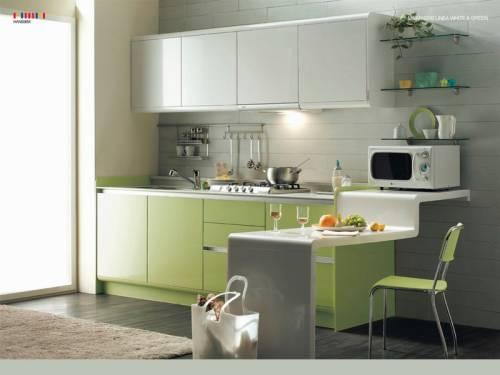 Кухня-зал дизайн