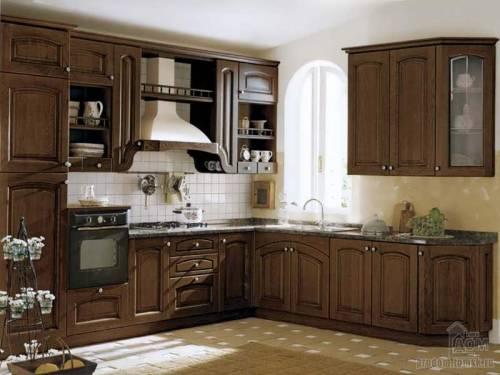 Дизайн кухни с окном фотогалерея