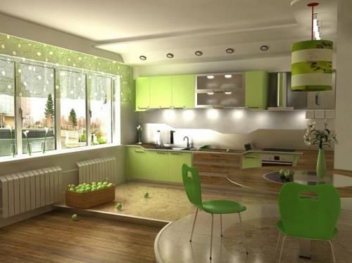 Дизайн кухни фото чертежей